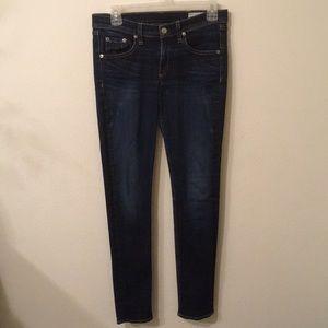 rag & bone skinny Kensington jeans 👖